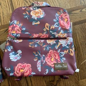 Matilda Jane backpack purse and matching wallet